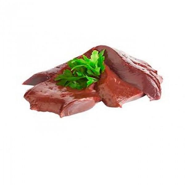H gado de ternera 200g carnicer a marber for Cocinar higado de ternera